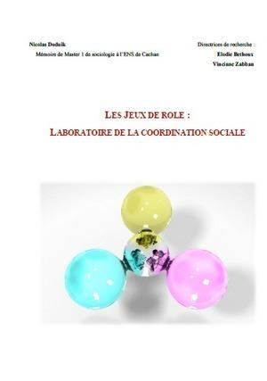Les jeux de rôle, laboratoire de la coordination sociale | Jeux de Rôle | Scoop.it