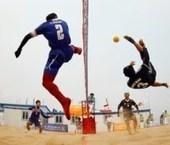 Sepaktakraw, the sport of modern day ninjas & renaissance men (video) - NBCSports.com | Guang Ming Wushu Amsterdam | Scoop.it