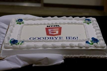 Microsoft declares demise of IE6 in U.S. | Microsoft | Scoop.it