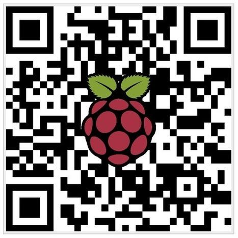 Raspberry Pi Qr Code® « QR Code ® Artist   android creativo   Scoop.it