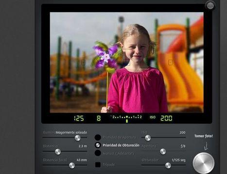 CameraSim: simulador online para practicar fotografía | Aprendiendo a Distancia | Scoop.it