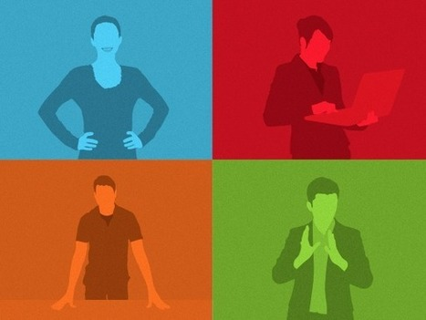 The 4 Ways You Can Use Body Language To Influence Success | Teaching | Scoop.it