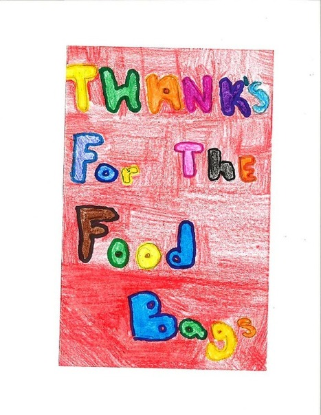 Kids Struggling With Hunger Share What They Are Most Thankful For This Holiday Season   Today's Show Prep   Scoop.it
