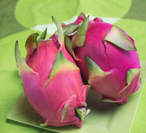 White -red -puple pink dragon fruit in viet nam | Dragon fresh fruit | Scoop.it