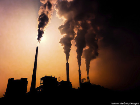"Coal Plants Lock In 300 Billion Tons Of CO2 Emissions (""try doing the math and figure what CO2 can do"") 