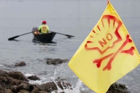 Shell Spills More Than 80,000 Gallons of Oil in Gulf of Mexico | Chronique d'un pays où il ne se passe rien... ou presque ! | Scoop.it