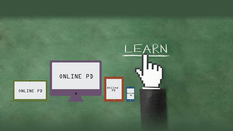 11 Amazing Sources for Online Professional Development for Teachers - EdTechReview™ (ETR) | EdTechReview | Scoop.it