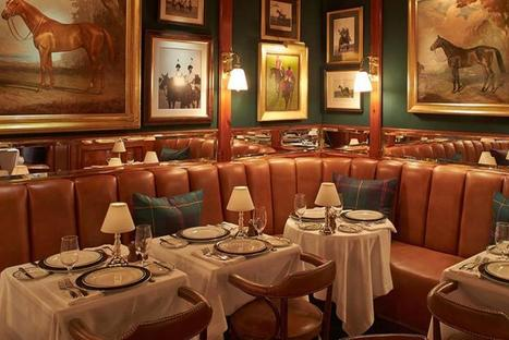 New York will start the year with a Ralph Lauren dining experience | Brand Marketing & Branding | Scoop.it