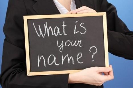Trouver un nom de marque en quatre étapes   Marketing, Communication & PR   Scoop.it
