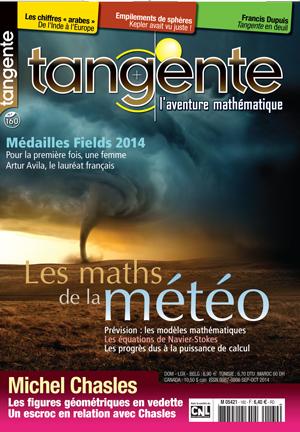 Tangente | N° 160 | Septembre 2014 | Revue des unes et des sommaires des abonnements du CDI | Scoop.it