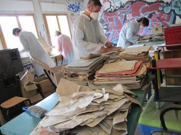 Ligugé (Vienne) : Les archives de l'ancienne filature dépoussiérées | Nos Racines | Scoop.it