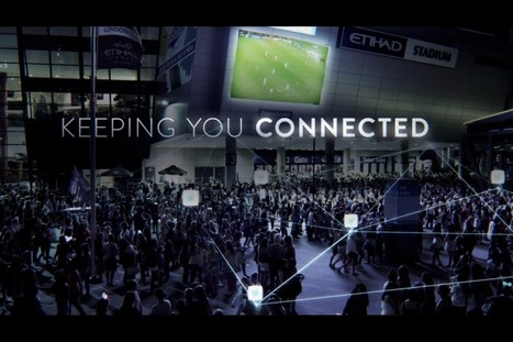 Etihad Stadium Gets Totally Wired For Digi Savvy Footy Fans - B&T | Moore Interaction | Scoop.it