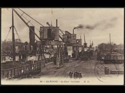 Les ports marchands   Bibliothèque numérique de la Médiathèque de Bayonne   Généalogie en Pyrénées-Atlantiques   Scoop.it