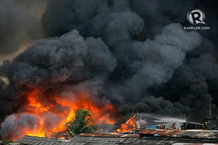 Philippines xảy ra vụ hỏa hoạn do pháo sau đêm giao thừa | Vé máy bay | Scoop.it