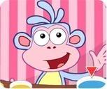 Boots Make Up Games - Dora Games - Kids Websites | Kids Games | Scoop.it