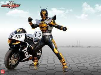 Kamen Rider Kabuto: God Speed Love | Daikaiju | Scoop.it