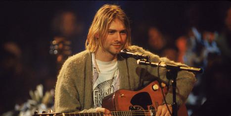 Deux morceaux inédits de Nirvana font surface sur Internet | Ce qu'il ne fallait pas rater ! | Scoop.it