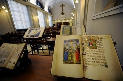 La Bibliothèque Vaticane se lance dans la numérisation massive de ses trésors | La-Croix.com | Ca m'interpelle... | Scoop.it