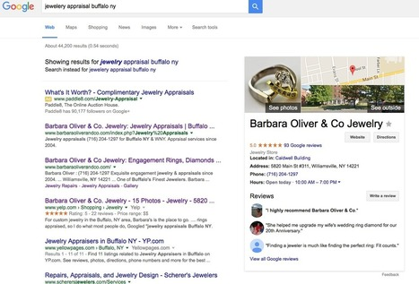 Google Nukes the Local Pin for One Boxes? | Local Search Marketing SEO & News | Scoop.it