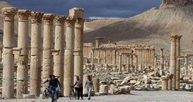 El Califato irrumpe en Palmira, patrimonio de la humanidad | Mundo Clásico | Scoop.it