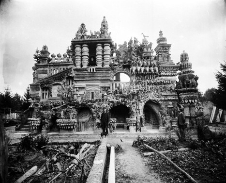 The Postman who built a Palace made of Pebbles | The audience left 20 years ago | Scoop.it