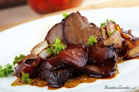 ¡GRANDIOSO! Costilla en Salsa Negra - Mega Tasty | Mexican and Nutritious Cuisine | Scoop.it