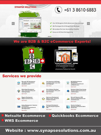 B2B E-Commerce Syste | Synapse Solutions | Scoop.it