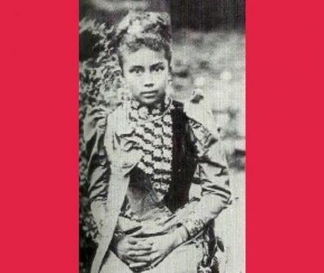 La «Petite fille du Bon Dieu» au cimetière de Saint-Denis | Indian Ocean 7 Lames la Mer | Scoop.it