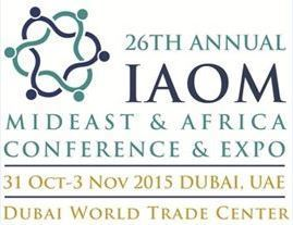ENTIL Participating the 26th IAOM Conference & Expo in Dubai/UAE | Entil A.Ş. | Scoop.it