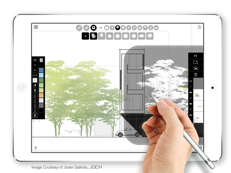 The Stencil App That Gives You Custom Stencil Tools for DIGITAL Drawing | The Architecture of the City | Scoop.it