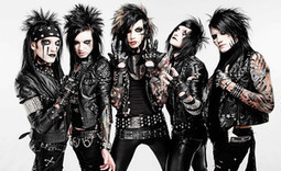 Black Veil Brides' Andy Biersack on rib-shattering fall: 'I was trying to fly' | Andrew Dennis Biersack | Scoop.it