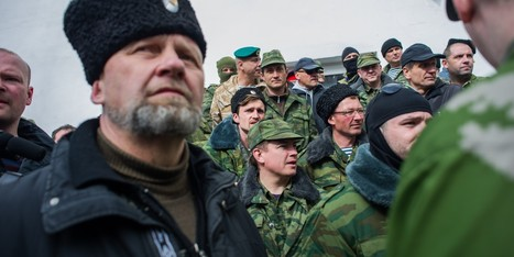 Official: Ukrainian Troops To Leave Crimea   Macro.Today   Scoop.it