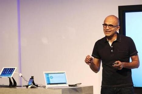 Microsoft CEO signals new course with Office for iPad - Reuters India | Mobile Tablet Innovation | Scoop.it