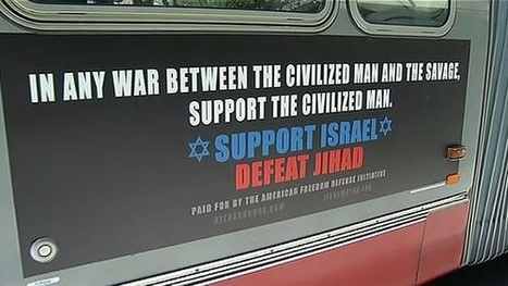 Anti-Jihad Ads Won't Be Removed from SF Buses | Restore America | Scoop.it