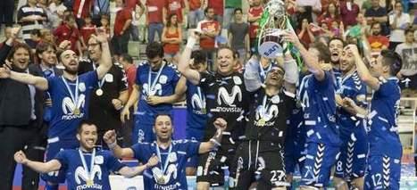 El Inter Movistar revalida el título de Liga de Fútbol Sala | e-Deportes | Scoop.it