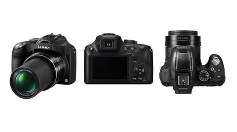 Panasonic Lumix FZ72 - 60fach-Zoom - Brennweitenrekord   Camera News   Scoop.it