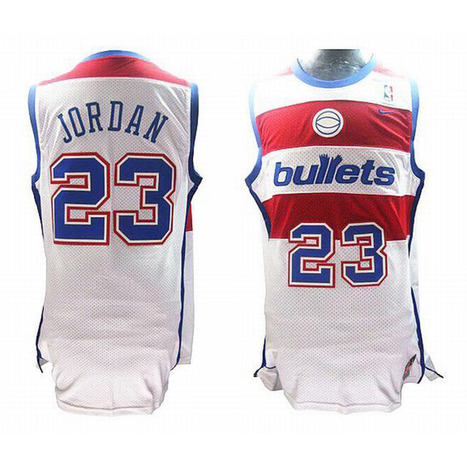 Bullets Jordan 23 White Red Nike Jersey Blue Number | popular collection | Scoop.it