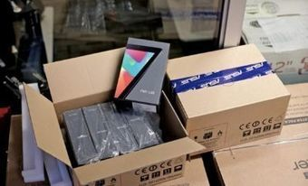 L'acquisto del nuovo Nexus 7 arriva anche sui Play ... - News Geek | Social Media: tricks and platforms | Scoop.it
