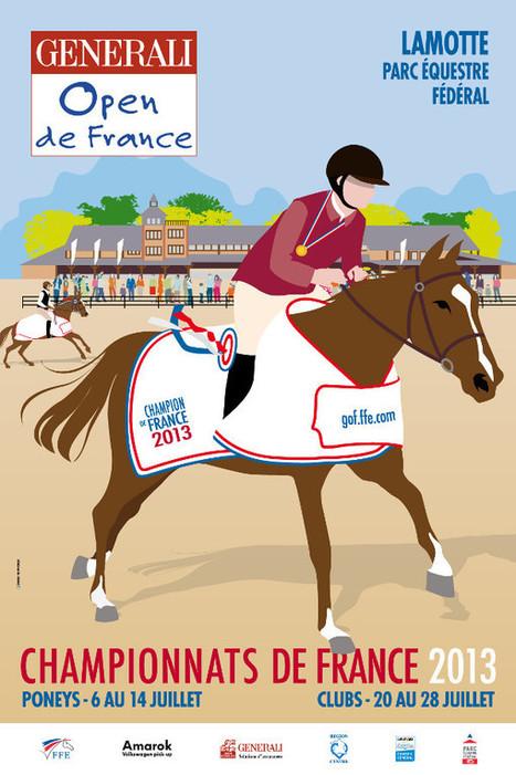 Championnats de France à Lamotte Beuvron 2013, c'est parti ! | Equum.fr | Scoop.it