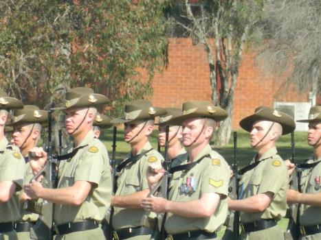 Military - Workplace Health & Safety | OHS and Enviromental Science | Scoop.it
