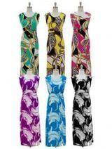 Wholesale Side Slit Maxi Dress - at - AllTimeTrading.com | Summer Dresses | Scoop.it