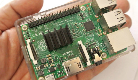 10 Raspberry Pi Projects for Beginners | Sciences & Technology | Scoop.it