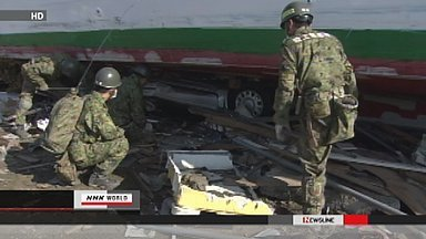 [Eng] 3e opération de recherche massive | NHK WORLD English (+vidéo) | Japon : séisme, tsunami & conséquences | Scoop.it