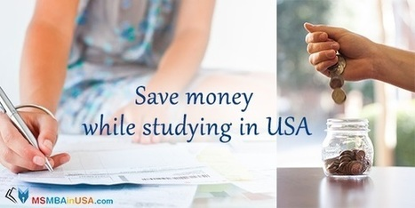 9 ways to save money while studying in USA | Profile Evaluation| University Search| Discussion Forum | Scoop.it