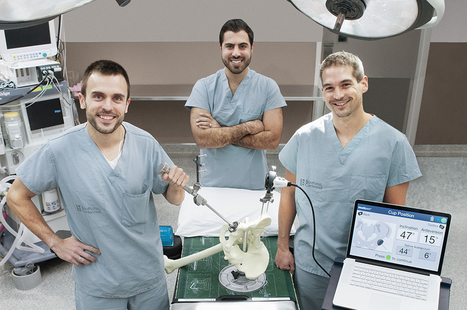 #HumansofMaRS: Making surgery more precise with Intellijoint - MaRS | Futuristic Technologies | Scoop.it