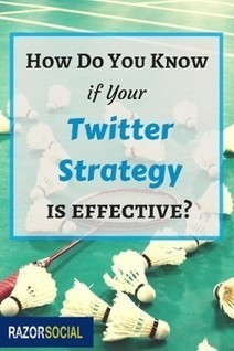 How Do You Know if Your Twitter Strategy is Effective | Social Media Marketing Superstars | Scoop.it
