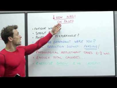 Paleo for Athletes: Having Low Energy & Performance? | Paleo Diet for Athletes | Scoop.it