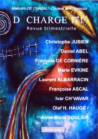 [à paraître le 10 septembre 2016] Revue trimestrielle Décharge 171 | TdF  |    Critique & Revues | Scoop.it