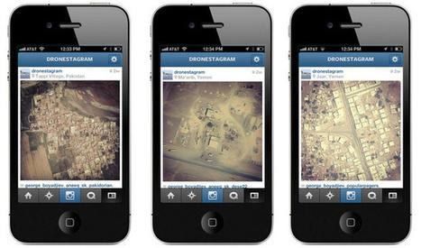 Dronestagram, un nouveau site de partage ''vue du ciel''... | Geeks | Scoop.it
