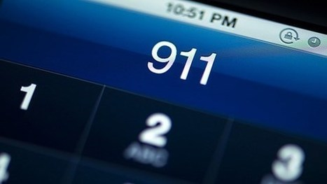 Georgia: Some 911 systems can't find you in an emergency due to dated technology | Georgia Broadband Center | Scoop.it